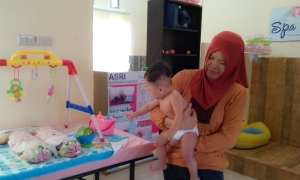 Baby spa palembang